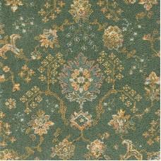 Ковровое покрытие Renaissance Green palmette
